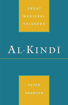 Al-Kindi by Peter Adamson (Paperback, 2006)