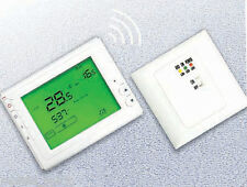 Wireless Programmable Heating Room Thermostat Digital Temperature Controller #GY