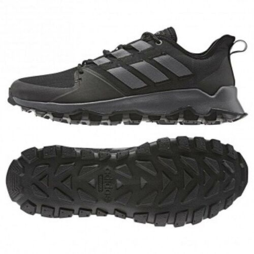 Mens Adidas Kanadia Trail Black Sport