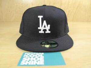4393378dc95 HALL OF FAME HOF MLB LOS ANGELES DODGERS NEW ERA FITTED HAT NAVY 7 5 ...