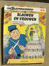 Blauwbloezen nr 22 EERSTE DRUK 1985