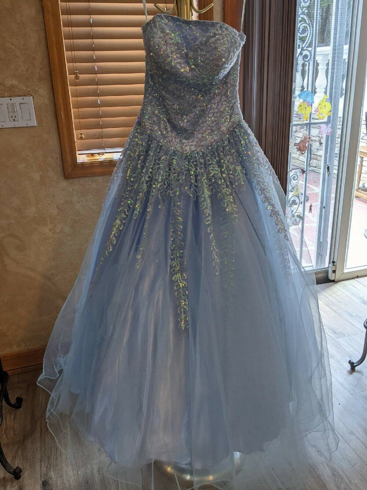 cinderella style  ball gown - image 2