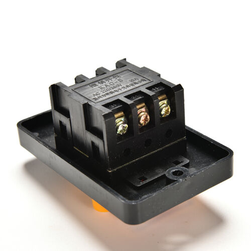 10A 380V KAO-5 Water Proof ON//OFF Push Button Machine Drill Switch Motor PM