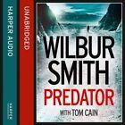 Predator by Wilbur Smith (CD-Audio, 2016)
