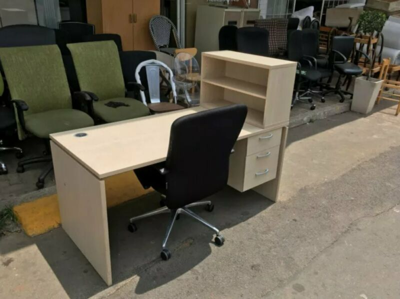 FNB workstation and chair special 40x available