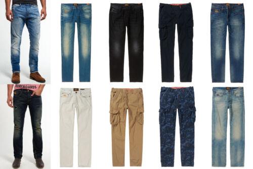 Superdry Herren Jeans