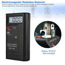 Lcd Digital Electromagnetic Radiation Detector Emf Meter Dosimeter Tester Tool
