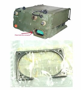 Details about Sincgars AN/PRC Radio Set Interface to Mount Connector Holder  Non Magetic SS