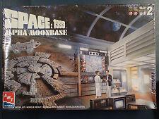 SPACE 1999 ALPHA MOONBASE AMT ERTL MODEL KIT SEALED new