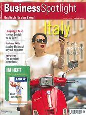 Business Spotlight, Ausgabe 1/2015, Business-Englisch-Magazin +++ wie neu +++