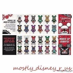 Disney Store Robots Séries 2 Vinylmation 3   Disney Store Robots Séries 2 Vinylmation 3