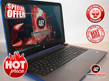 "HP 15-AB043SA 15.6"" Laptop Intel Core i3-5010U 2.1GHz 8GB RAM 500GB SSHD WIN10"