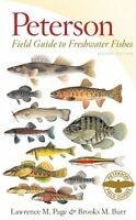 Peterson Field Guide To Freshwater Fishes, Second Edition (peterson Field Guides on sale