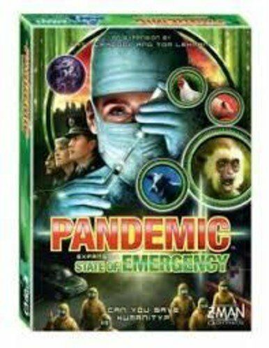 Z-Man Games Pandemic Pandemic Pandemic  State Of Emergency c6c6f1