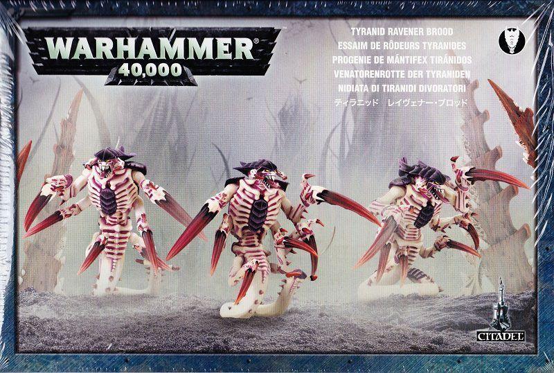Tyranids Venatorenredte Games Games Games Workshop Warhammer 40.000 51-11 GW 40k Tabletop 1d2360