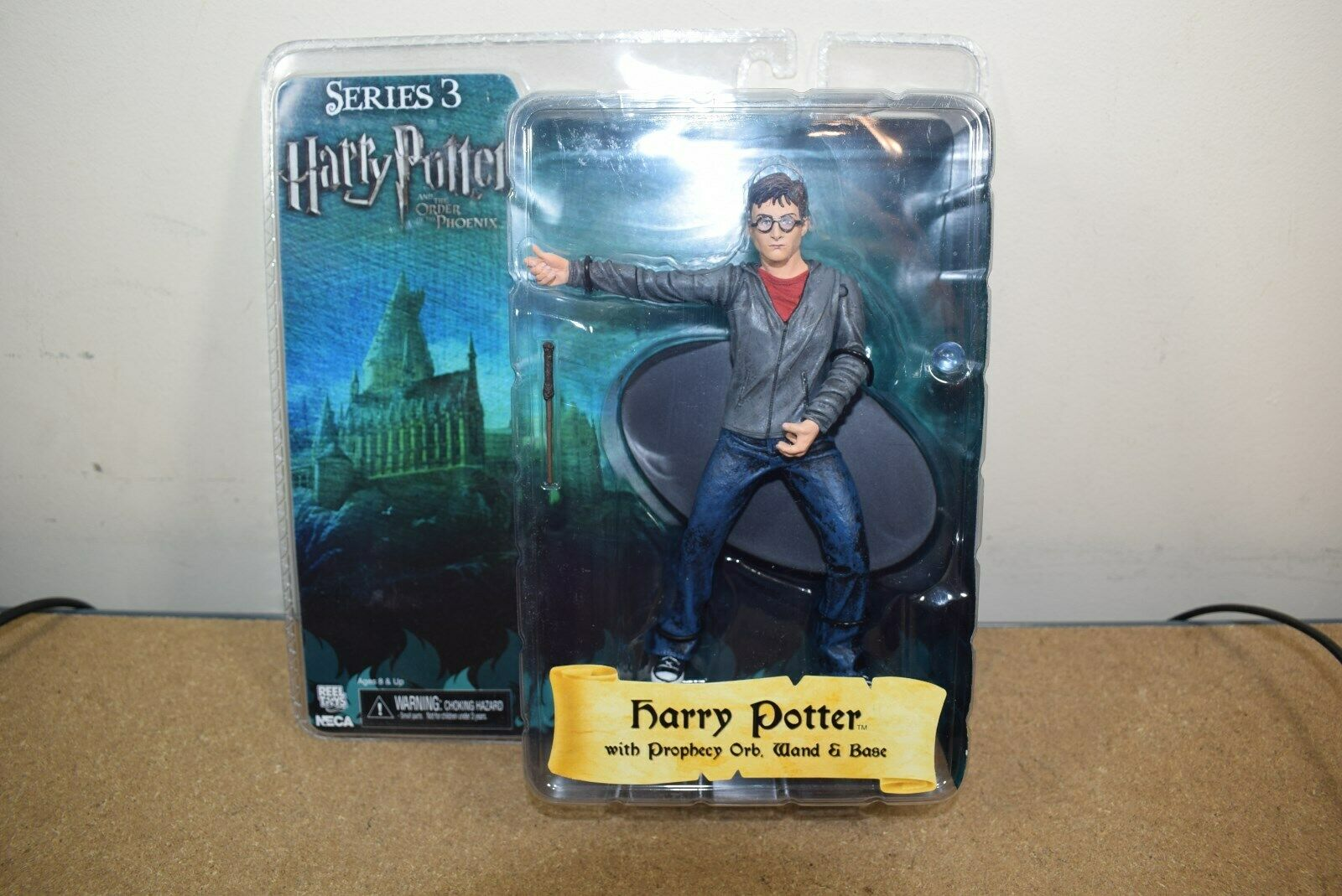 NECA Harry Potter L'ordine della Fenice SERIE 3 Harry Potter Action Figure
