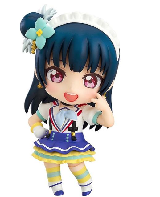Nendoroid Love Live Sunshine Yoshiko Tsushima Action Figure Good Smile Company For Sale Online Ebay