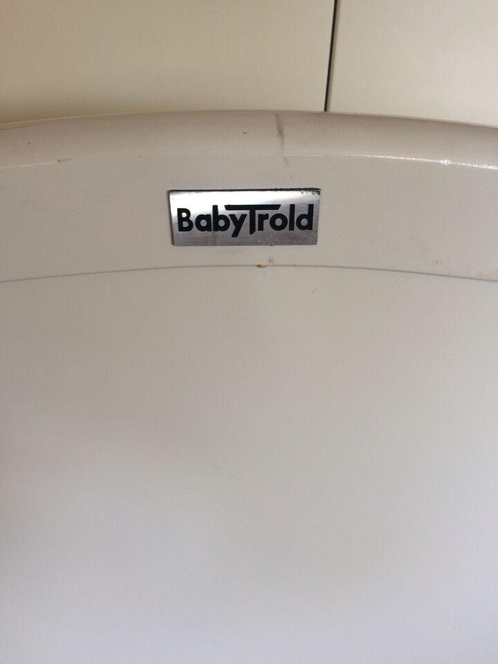Puslebord, Babytrold