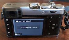 Fujifilm X Series X100T 16.3 MP Digital Camera - Silver