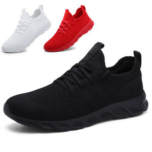 Men-039-s-Breathable-Mesh-Sports-Running-Shoes-Casual-Jogging-Walking-Sneakers-Gym
