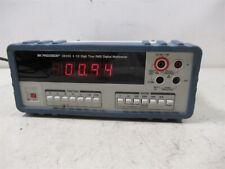 Bk Precision 2831d 4 12 Digit True Rms Digital Multimeter Dual Display