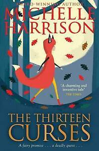The-Thirteen-Curses-13-Treasures-2-Harrison-Michelle-Used-Good-Book
