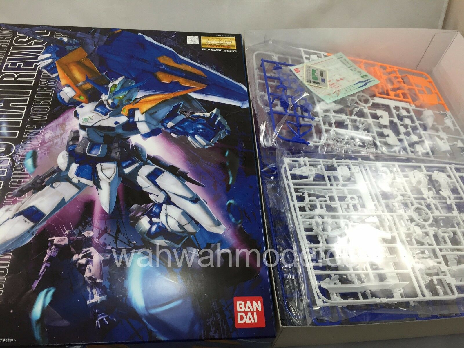 1 100 Mg Gundam Astray Blue Frame Second Revise Model Kit Seed Norton Secured Powered By Verisign