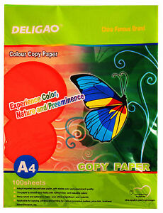 Coloured-Printing-Paper-A4-x-100-Sheets-80gsm-Available-in-10-colours