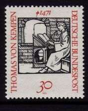 W Germany 1971 Thomas a Kempis SG 1585 MNH