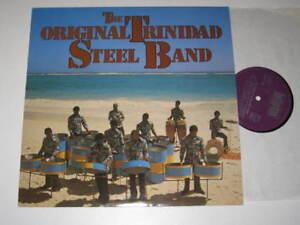 LP/THE ORIGINAL TRINIDAD STEEL BAND/bellaphon 22007008