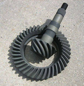 GM-7-5-034-7-625-034-10-Bolt-CHEVY-Ring-amp-Pinion-Gears-3-73-Ratio-NEW-Rearend-Axle