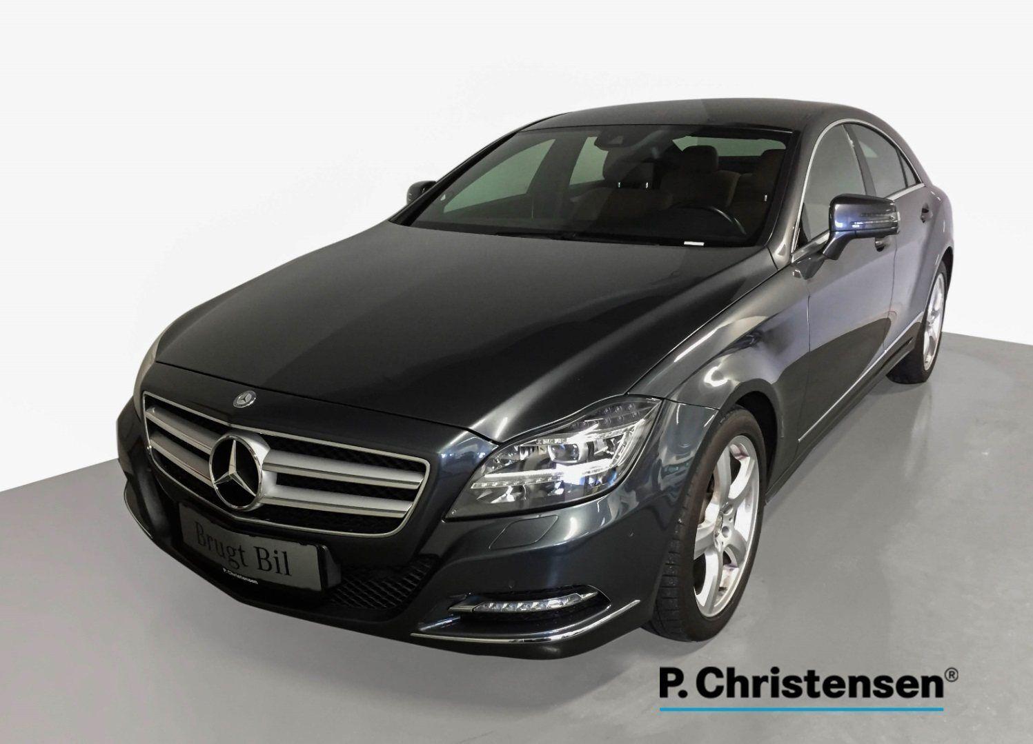 Mercedes CLS350 3,0 CDi aut. BE 4d - 339.900 kr.