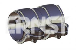 Abgasanlage für Abgasanlage ERNST 142588 Rohrverbinder