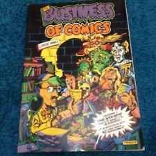 LURENE HAINES, THE BUSINESS OF COMICS. 082300547X