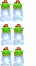 Two BooginHead Squeez'ems Kids Reusable Refillable Homemade Food Pouch B2g 15 of