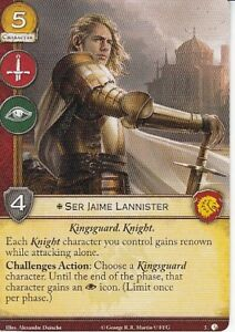 A Game Of Thrones LCG 2.0 Tyrion Lannister promo card set of 3