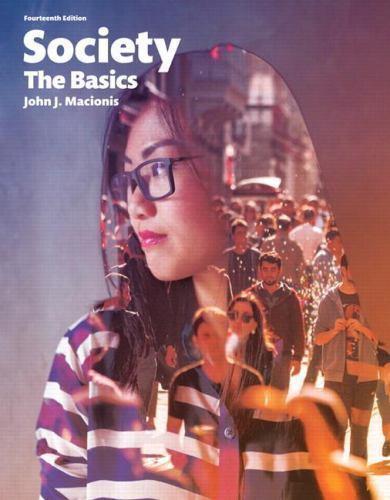 Society The Basics By John J Macionis 2016 Paperback