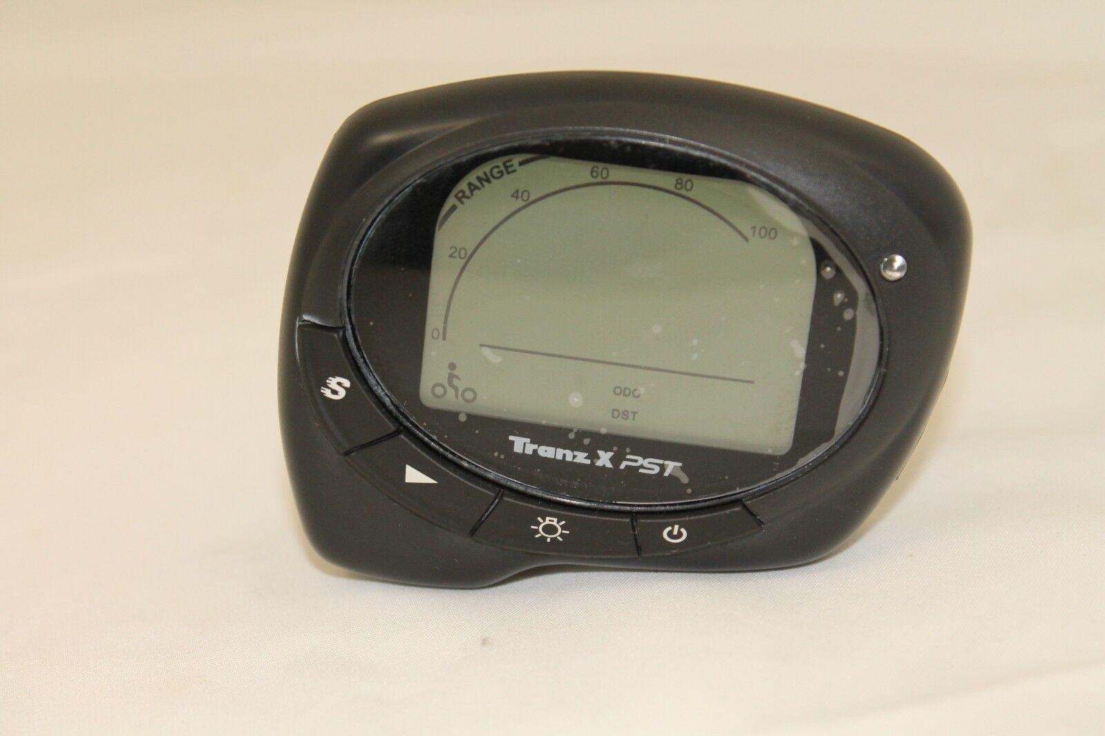 Display  LCD   TranzX PST Original  für 24 V Contr. / Akku Typ  BL 03 schwarz