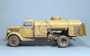 Lead-Warrior-1-35-Opel-Blitz-T-Stoff-Tanker-Conversion-Set-for-Italeri-LW35019