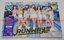 New AOA RUNWAY First Limited Edition Type B CD DVD Photo Card Japan UICV-9217