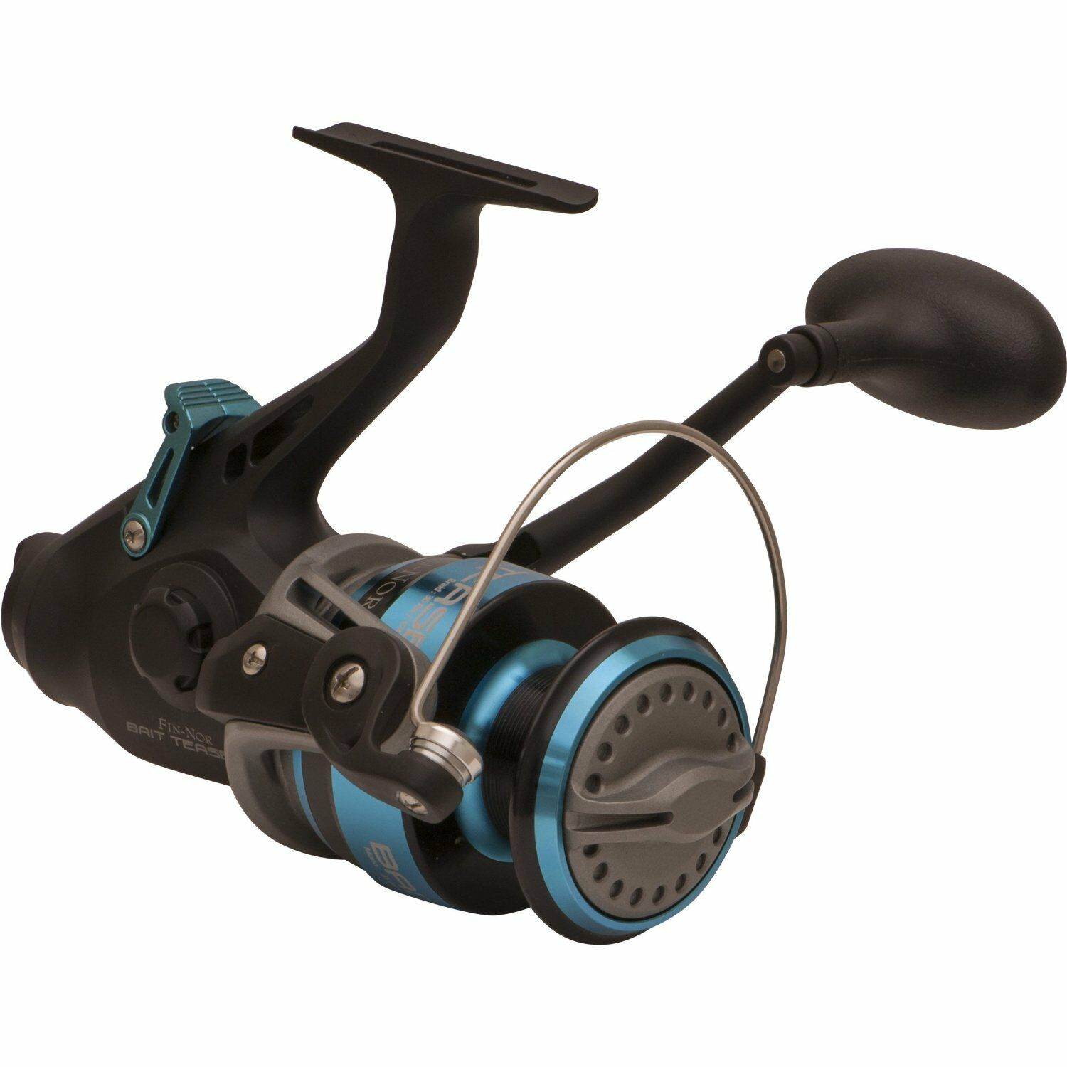 NEW FinNor Bait Teaser Spinning Reel wTrue FreeSpool BT80