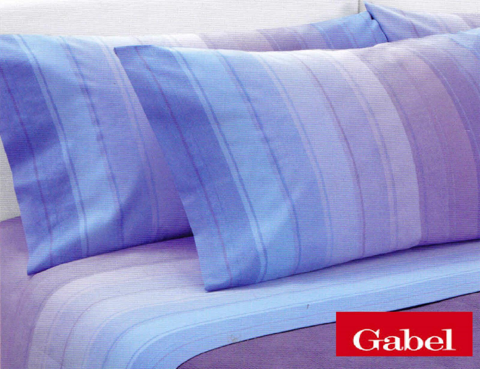 Set Bettwäsche Doppelbett GABEL - special edition 13678. 100% Baumwolle