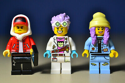 LEGO ® Hidden Side minifigur Jack de David de Set 70419 nouveau