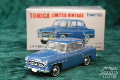 TOMICA LIMITED Vintage LV-148a 1//64 TOYOPET CROWN DELUXE 1956 bleu