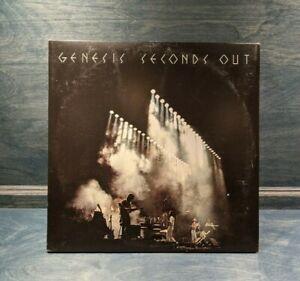 GENESIS - Seconds Out (180G Half Speed Vinyl 2LP) 2019 ATL 82689 Near Mint