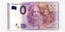 50 pochettes de protection LEUCHTTURM pour billets, Billet 0 Euro Souvenir