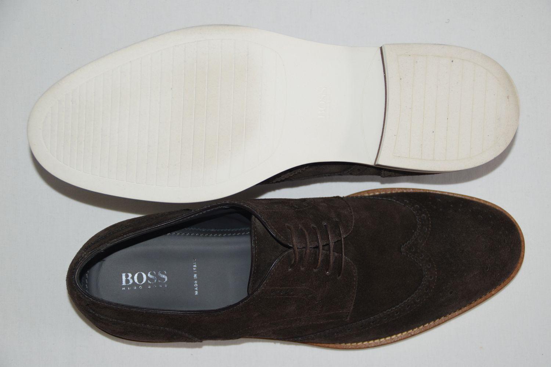 Hugo Boss Scarpe, mod. deeder-SD, Tg. 43    US 10, Dark Marroneee 3a052a