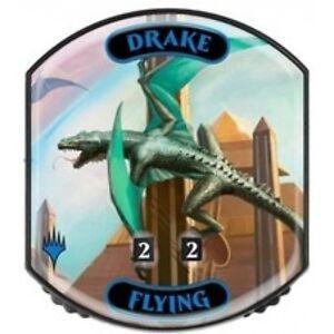 DRAKE-Ultra-Pro-Relic-Token-Eternal-life-counter-MTG-Magic-the-Gathering