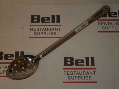 """*NEW* Royal Industries 15/"""" Stainless Steel Perforated Basting Spoon FREE SHIP"""