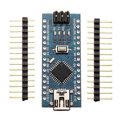 New Mini USB Nano R3 ATmega328P CH340G Driver Micro-controller Board for Arduino